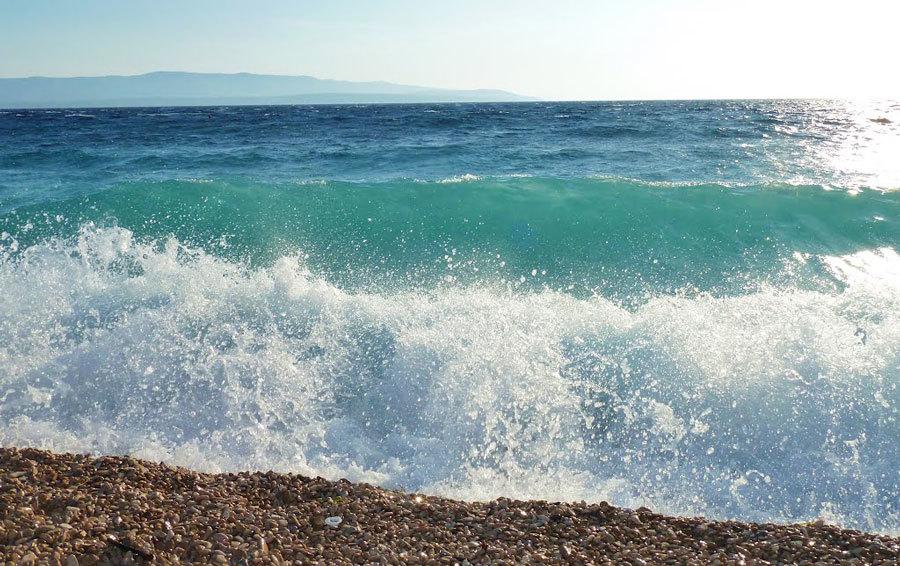 пляж золотой рог хорватия (1)