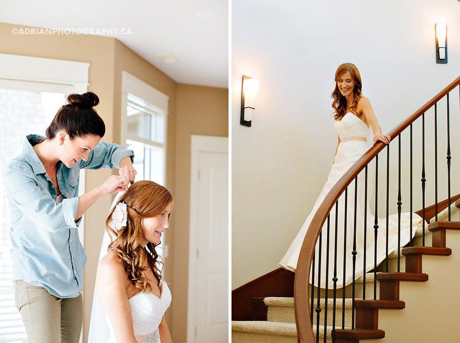 свадьба в Канаде