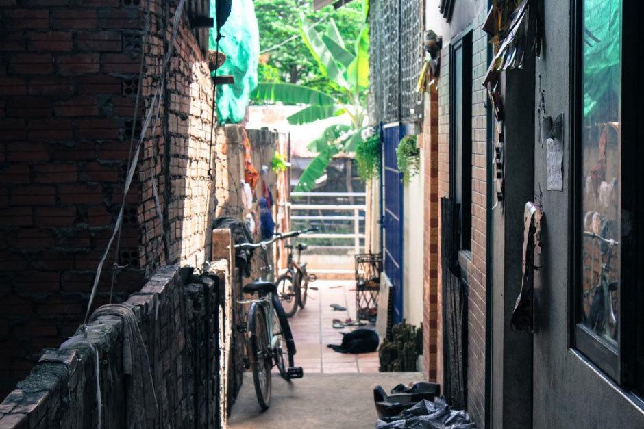 улицы Азии