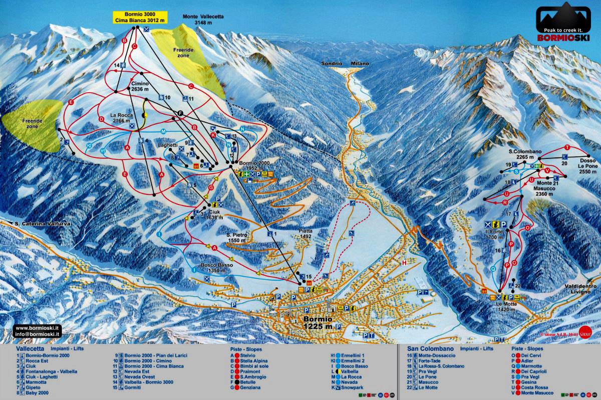 Bormio-Ski-Area