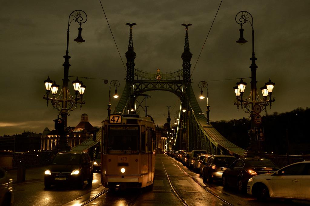 Будапешт никогда не спит
