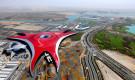 Лучший парк развлечений в Абу-Даби: парк Феррари (Ferrari World)