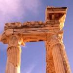 Город Сиде — самый греко-римский город в Турции