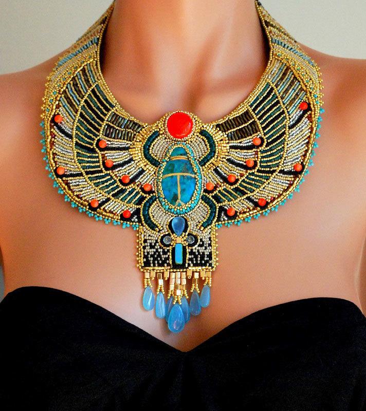 египетское ожерелье