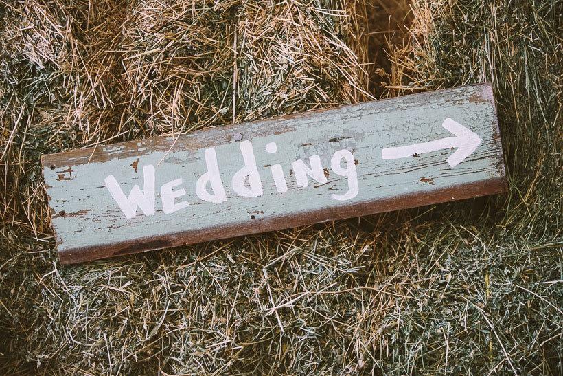 надпись Свадьба