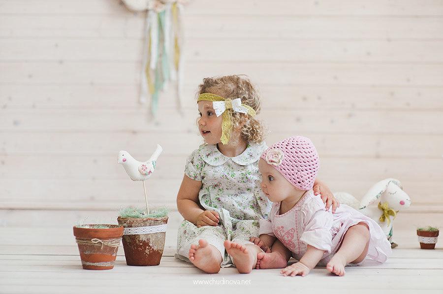 дети пасха
