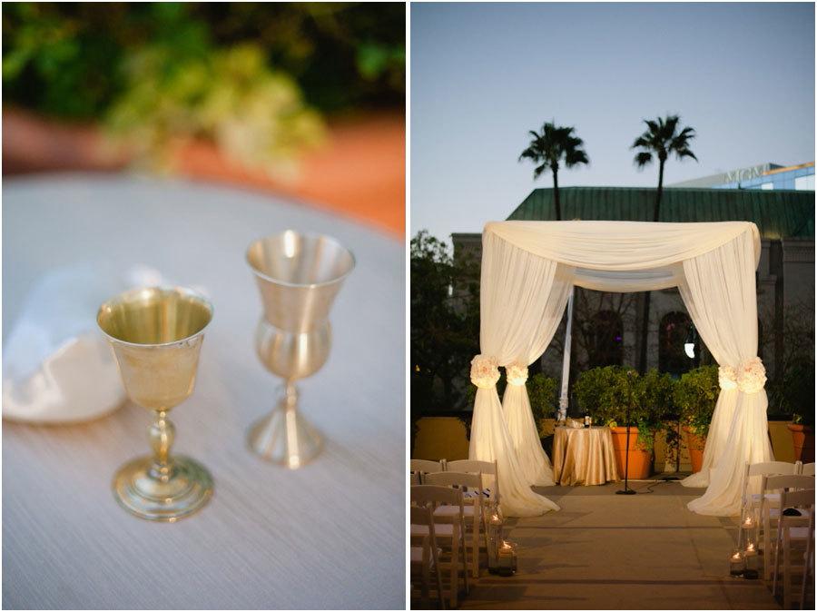 свадьба в отеле Beverly Wilshire