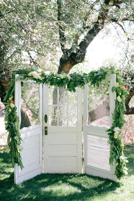 свадьба на ранчо