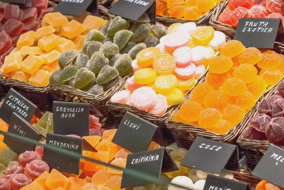 сладости испании
