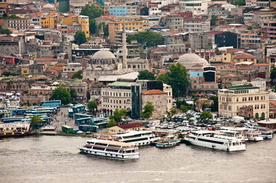 туры выходного дня в Стамбул