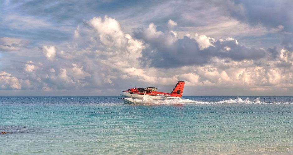 Мальдивское водное такси