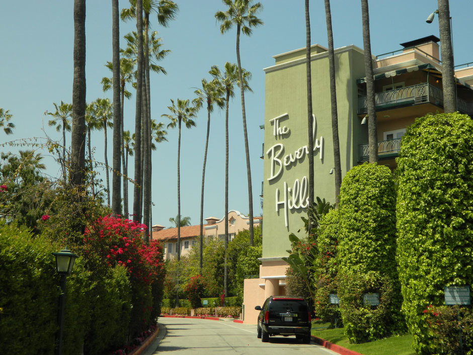 Отель Beverly Hills
