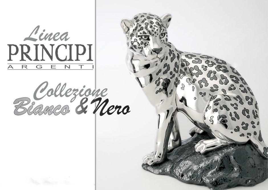 Серебряные статуэтки Principi Argenti