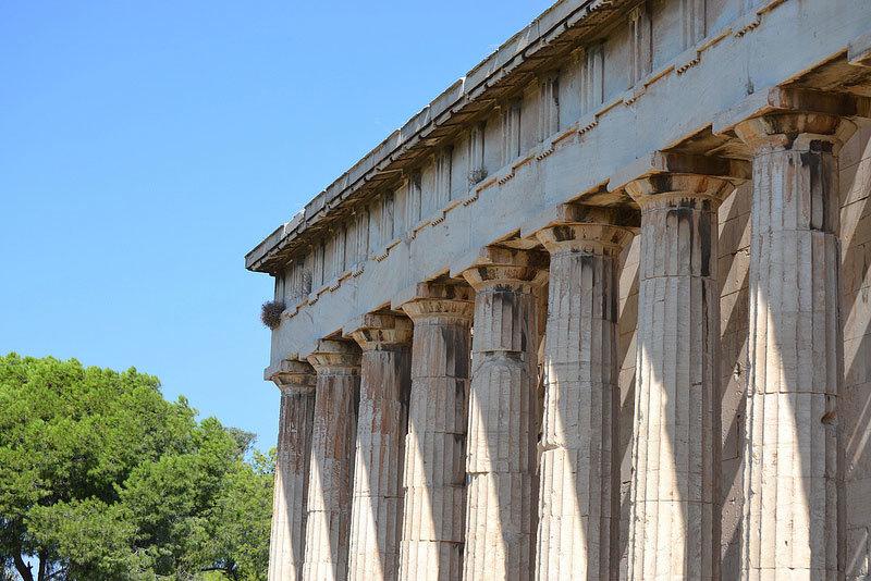 грческая архитектура
