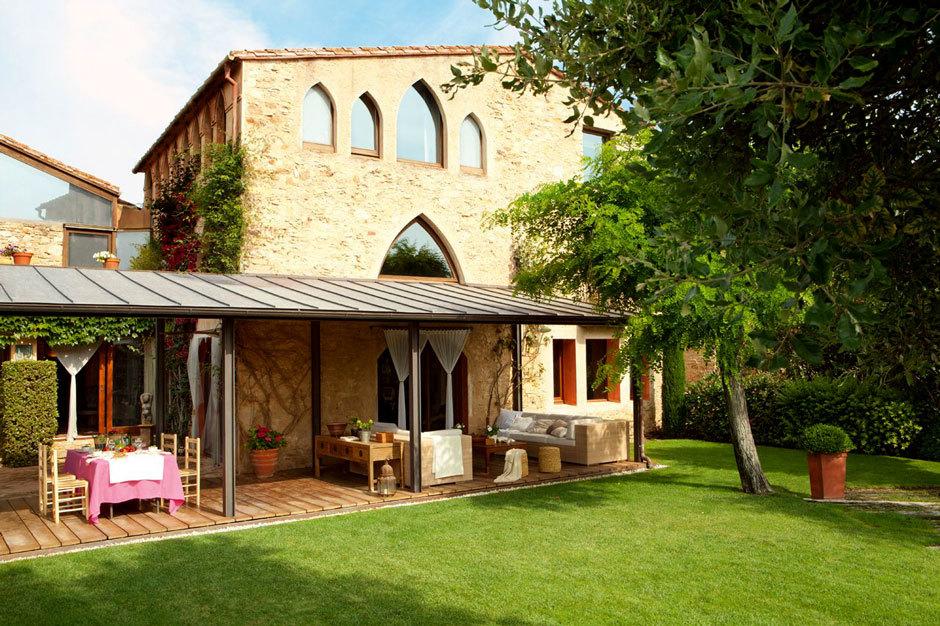 испанский дом