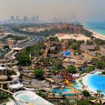 Wild Wadi Water Park — самый знаменитый аквапарк в Дубае