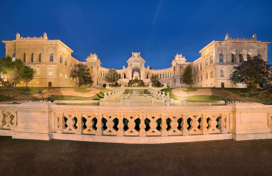 Архитектура Марселя