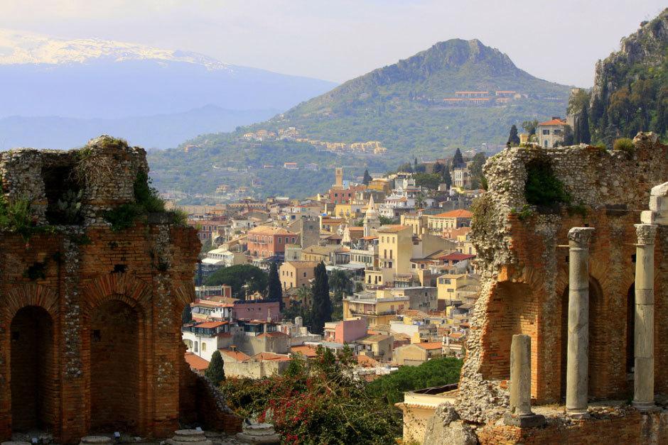 Сицилия отдых