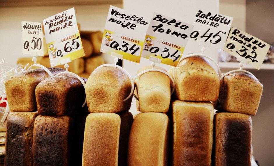 латвийский хлеб