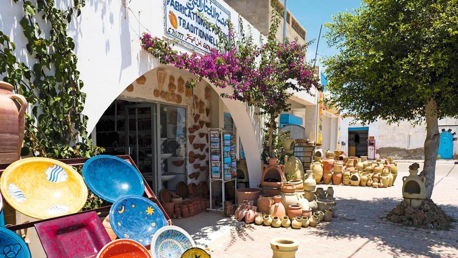 тунисская керамика (2)