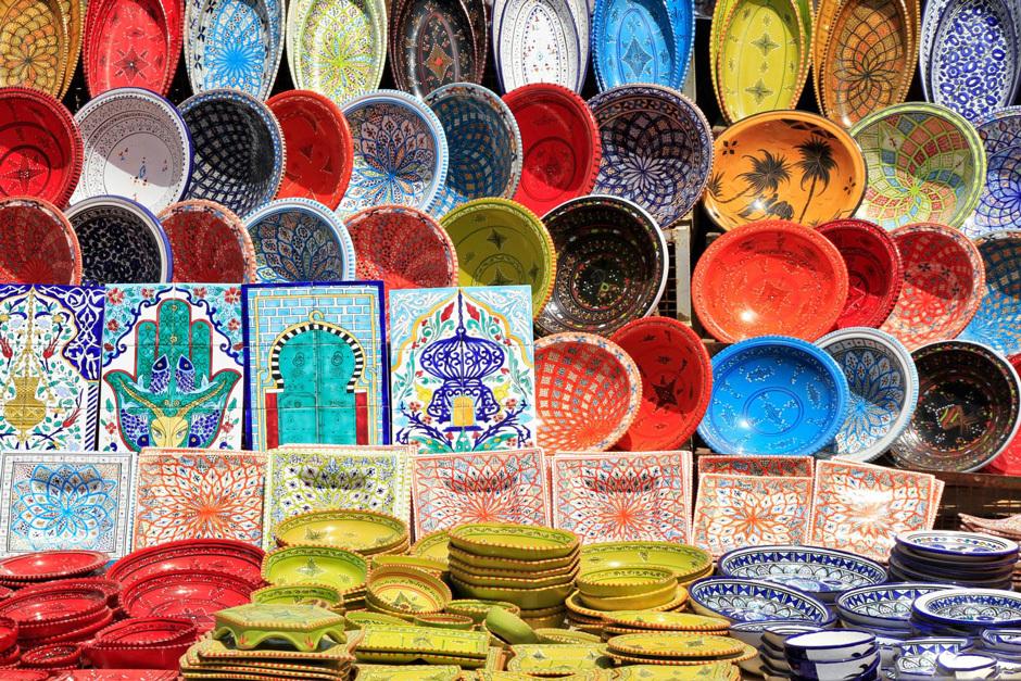 тунисская керамика (3)