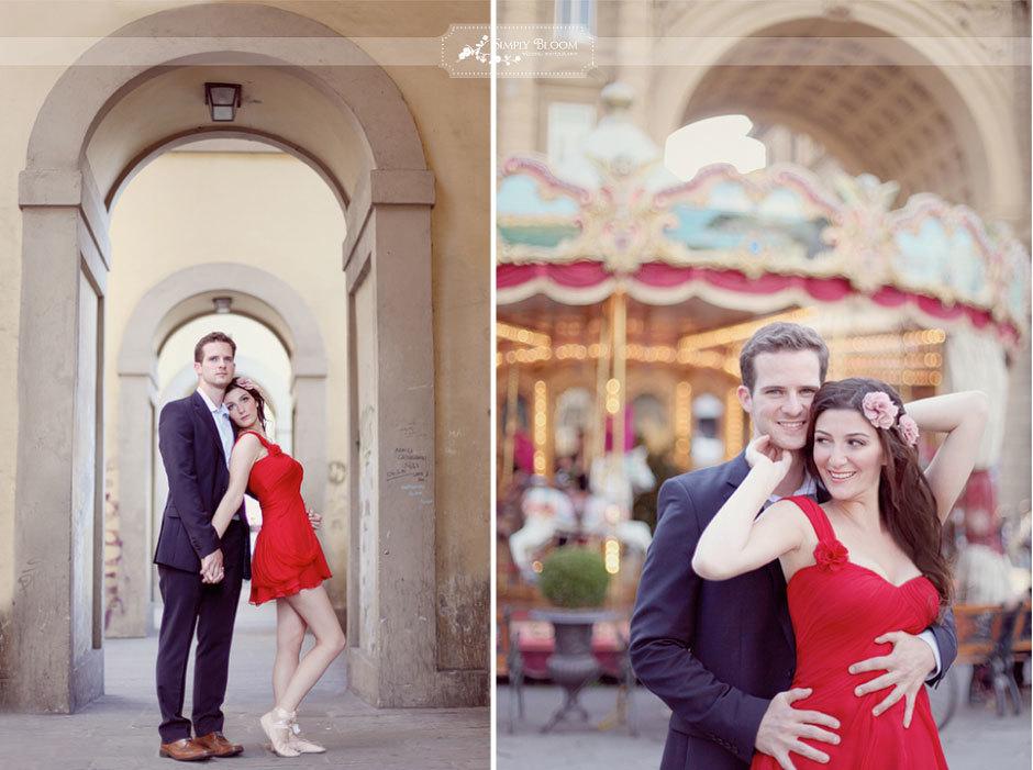 love story фотосессия Lia & Rob