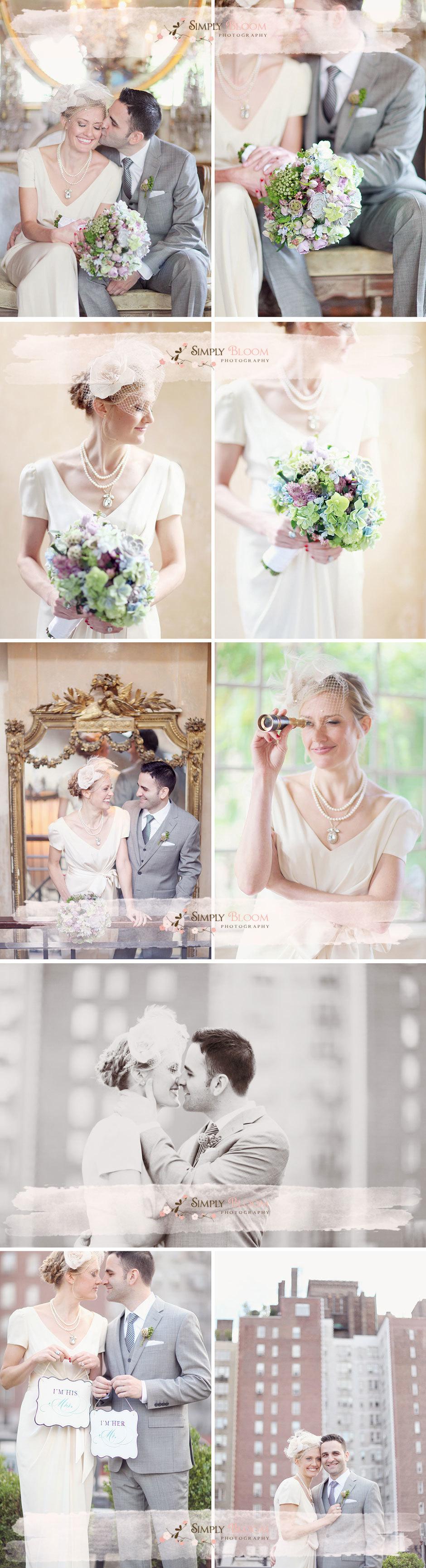 Свадьба в особняке по 632 Hudson Street, NY