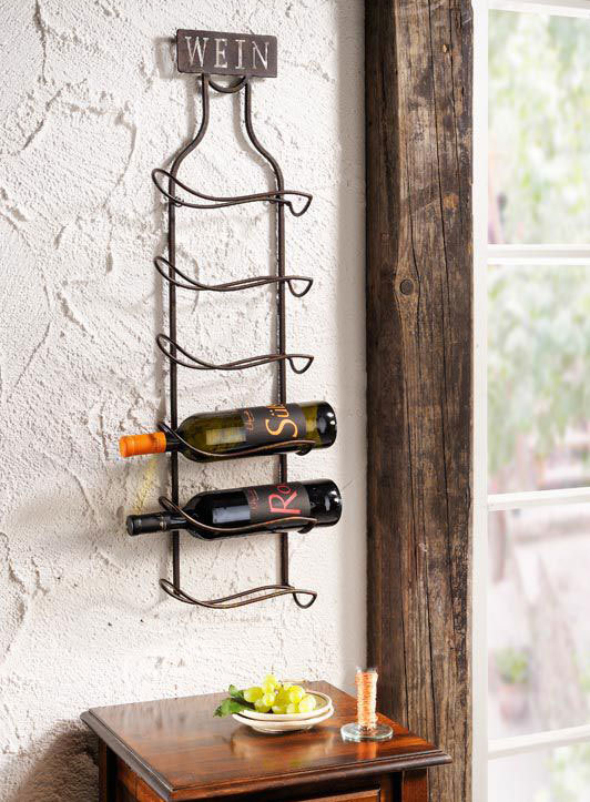 Этажерка для вина Свенсон