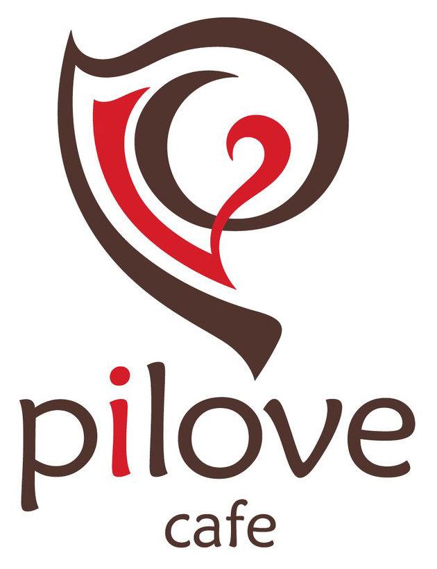 логотип московского ресторана PiLove cafe