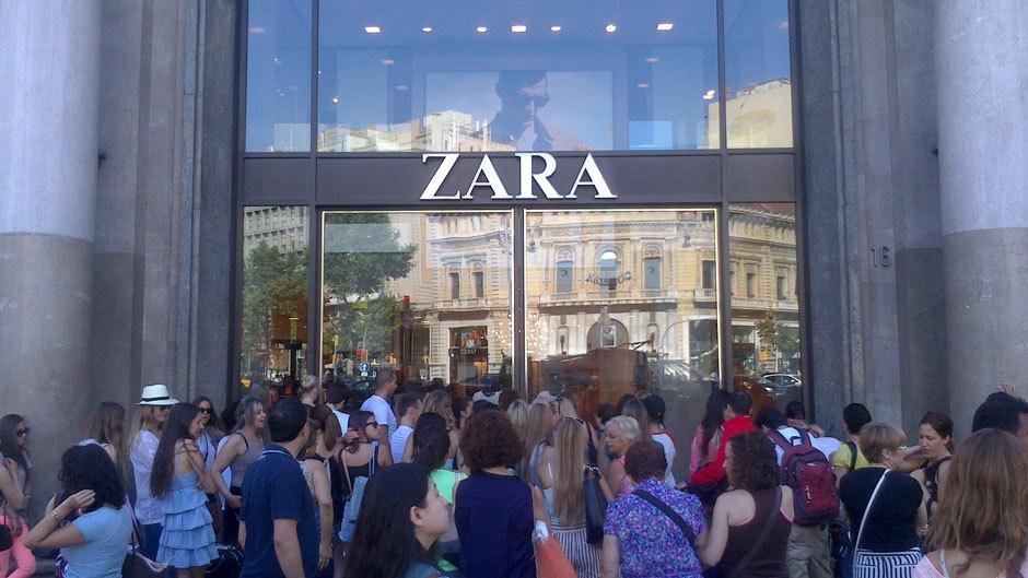 шоппинг в барселоне (3)