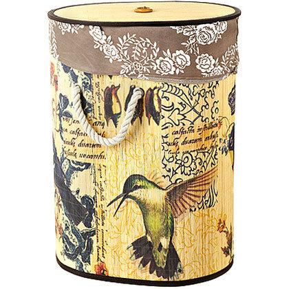корзинка с колибри