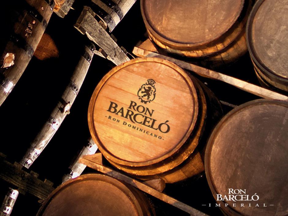 Ром Ron-Barcelo, дубовые бочки