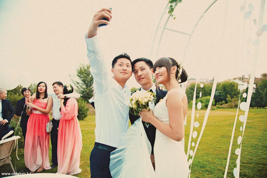 Свадебная фотография от Ольги Ким