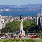 Авенида да Либердаде — самая красивая авеню Лиссабона