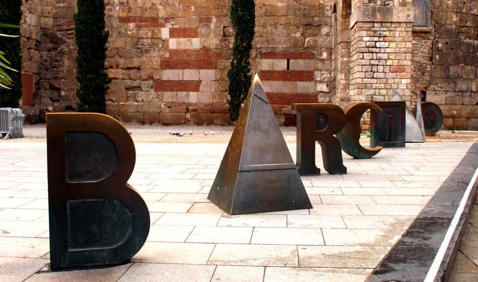 Скульптура Barci
