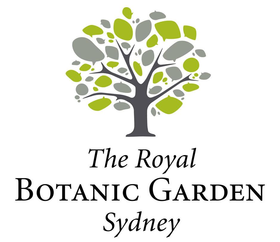 Королевский Ботанический Сад в Сиднее логотип