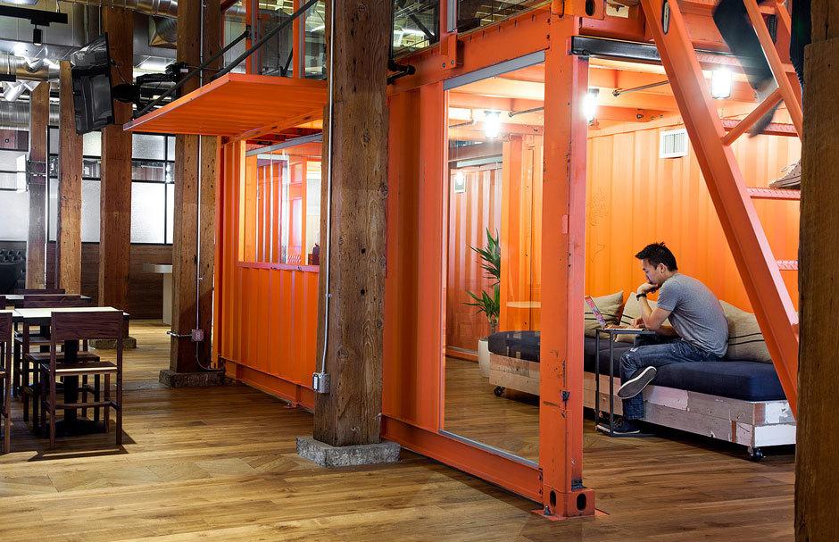 Офис GitHub HQ 3