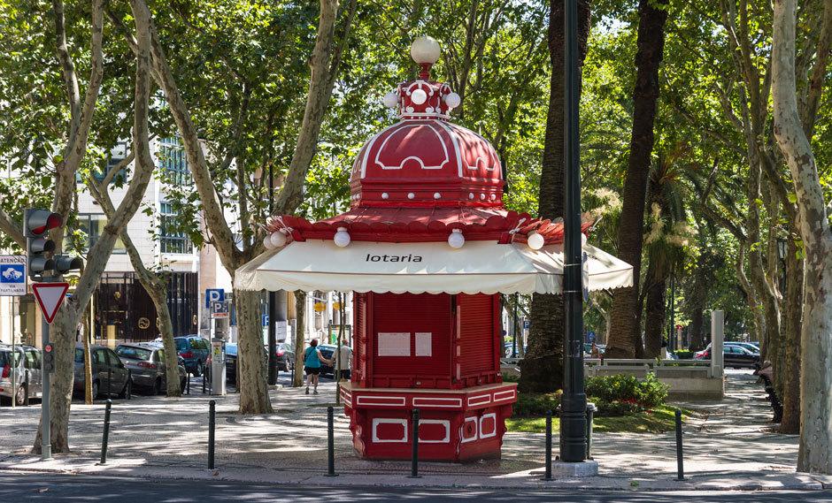 Проспект свободы в Лиссабоне (5)