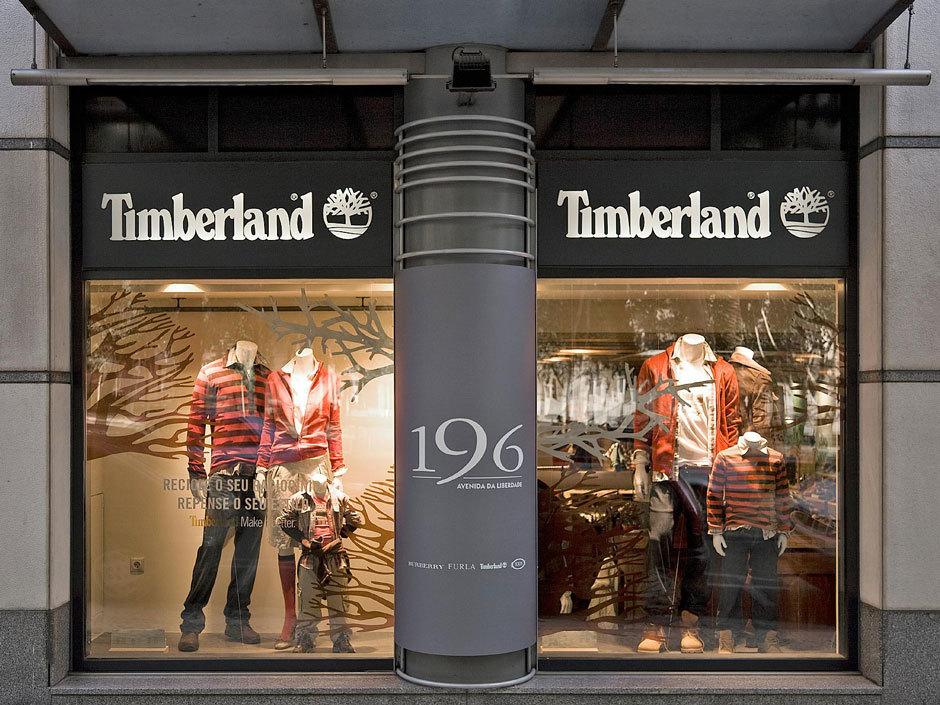 бутик Timberland