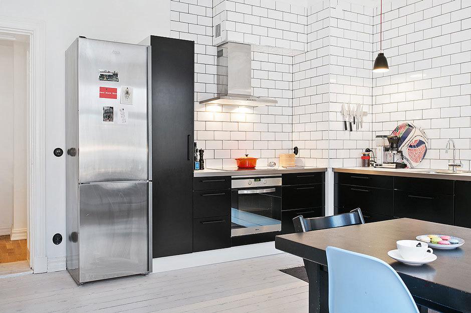 кухня зона готовки