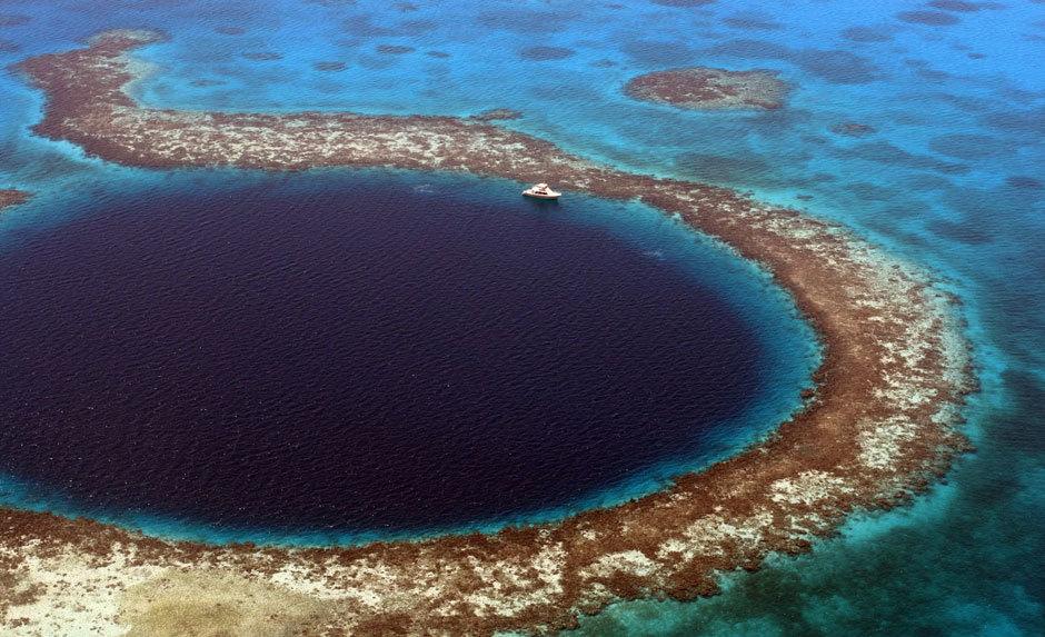 Голубая дыра из Шарм-Эль-Шейха (1)