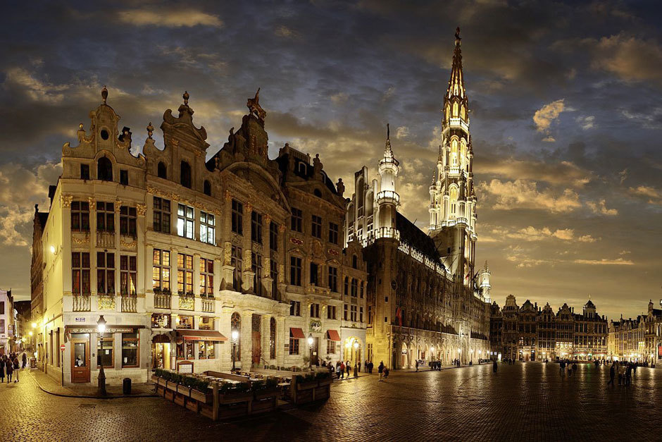 Интересные факты о Брюсселе