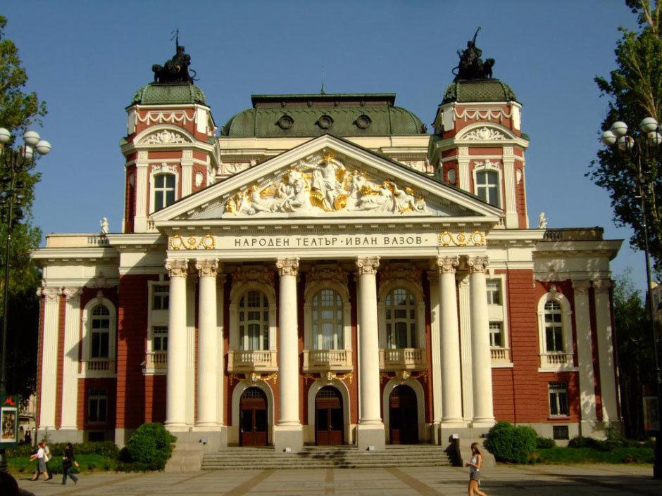 Народный театр Ивана Вазова