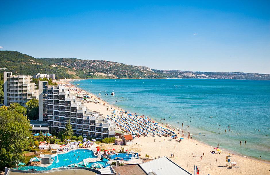 Пляжный отдых в Болгарии (1)