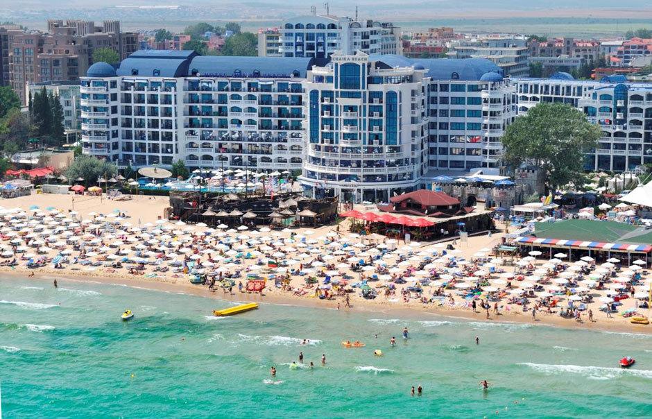 Пляжный отдых в Болгарии (2)