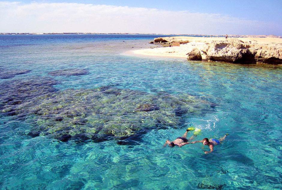 Хургада, Красное море