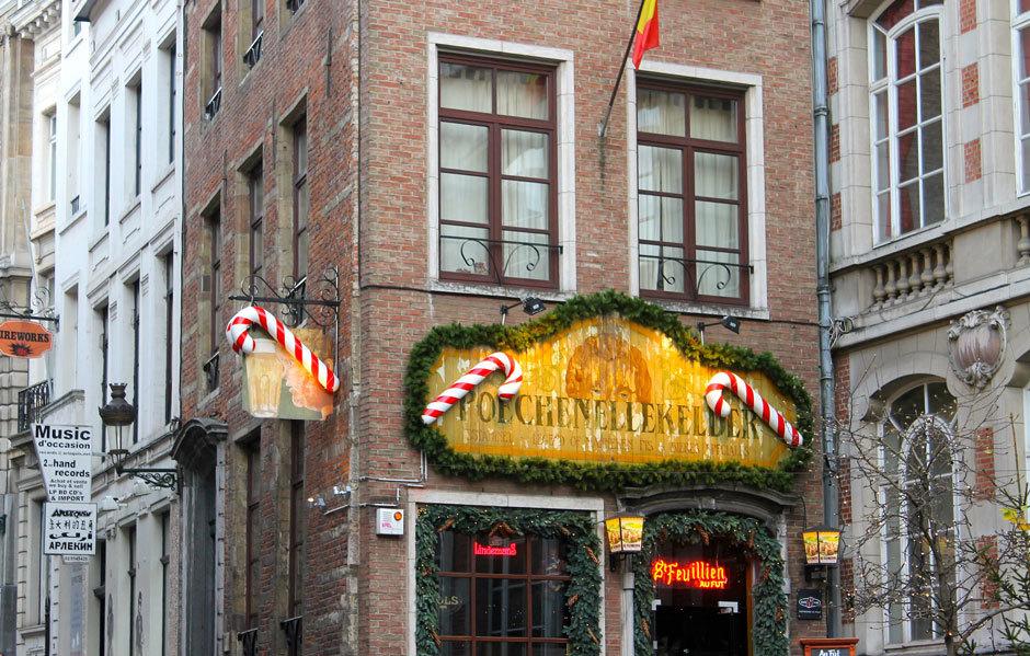 бельгийское рождество