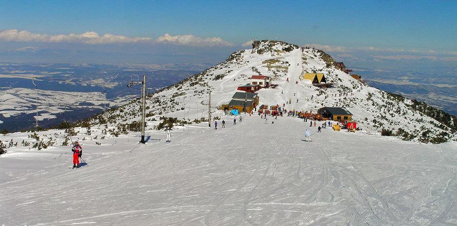 горнолыжный отдых в Болгарии