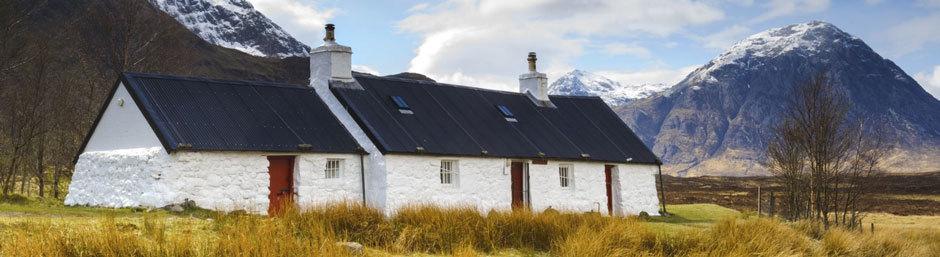 сельская Шотландия