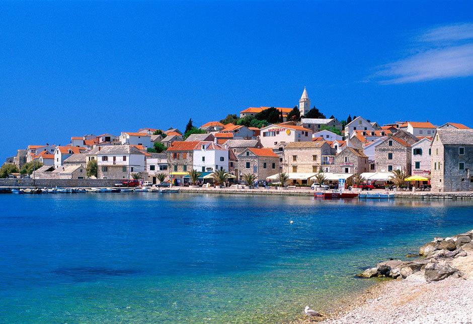 набережная Сплита, Хорватия